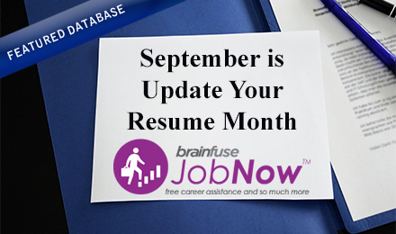 Update Your Resume in September