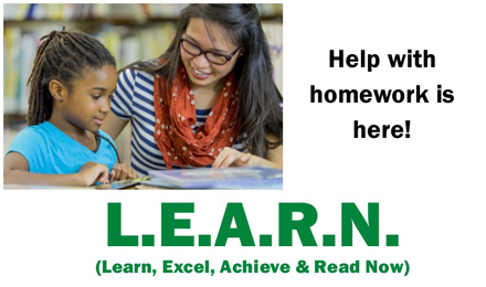 Homework Help Is Here!
