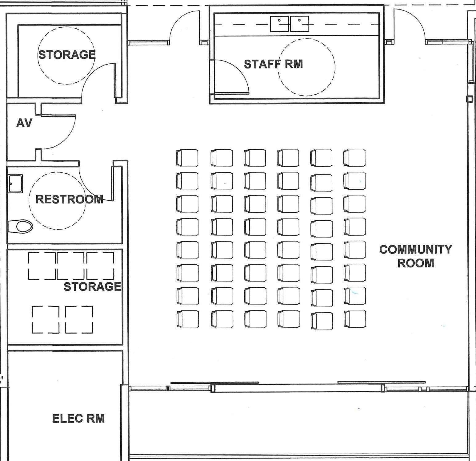 Santa Monica Public Library - Annex Community Meeting Facility