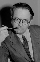 Raymond Chandler Author Photo